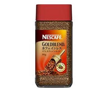 ネスカフェ ゴールドブレンド カフェインレス