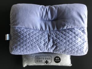東京西川の枕「もっと肩楽寝」本体