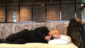 横寝枕YOKONE3 横向き寝