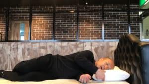 エアウィーヴの枕 検証 横向き